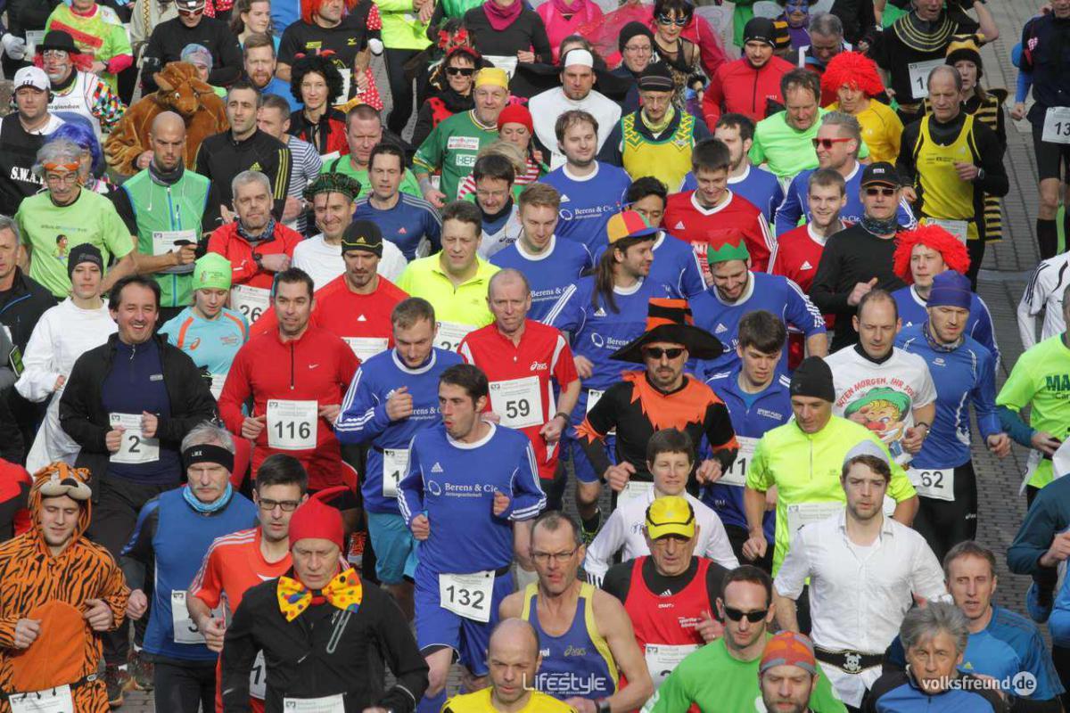 Start des Laufes im Jahr 2015